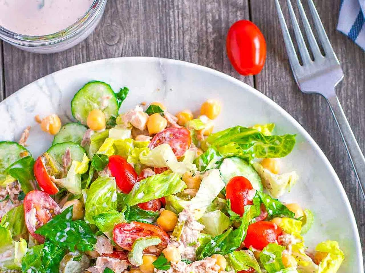 10 Best Romaine Lettuce Tuna Salad Recipes Yummly
