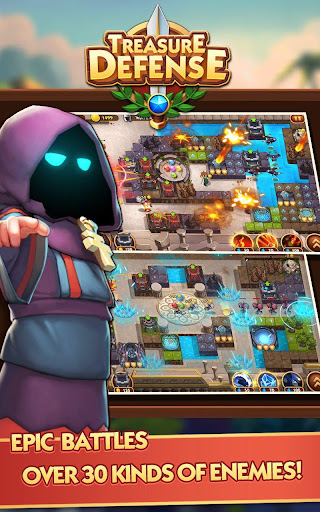 Treasure Defense 2.2.0.23 screenshots 4