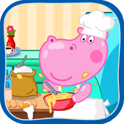 Baby Cooking: Kids Cafe