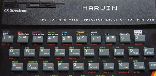 Marvin - ZX Spectrum Emulator