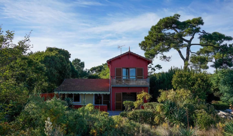 Villa en bord de mer avec terrasse Lege-cap-ferret