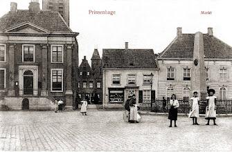 Photo: 1905 de Markt