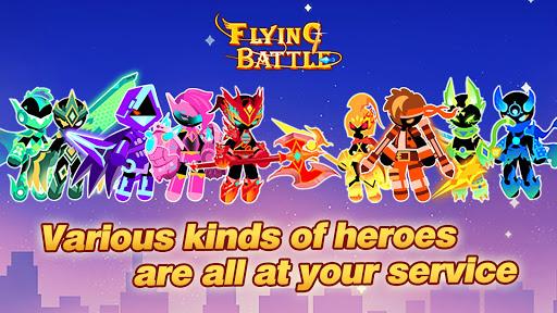 Flying Battle  captures d'écran 1