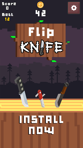 Flip Knife Challenge 2k18  screenshots 1