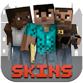 Skins GTA for Minecraft