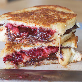 Brie Grilled Cheese Sandwich Recipes.