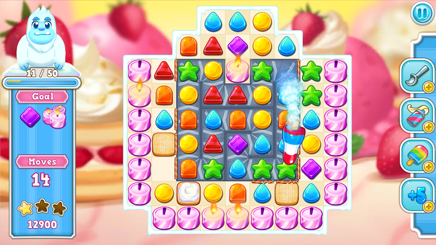 android Frozen Frenzy Mania Screenshot 11
