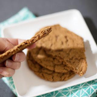 Gluten Free Grain Free Chewy Almond Butter Cookies
