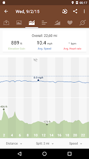 Runtastic Mountain Bike PRO- screenshot thumbnail