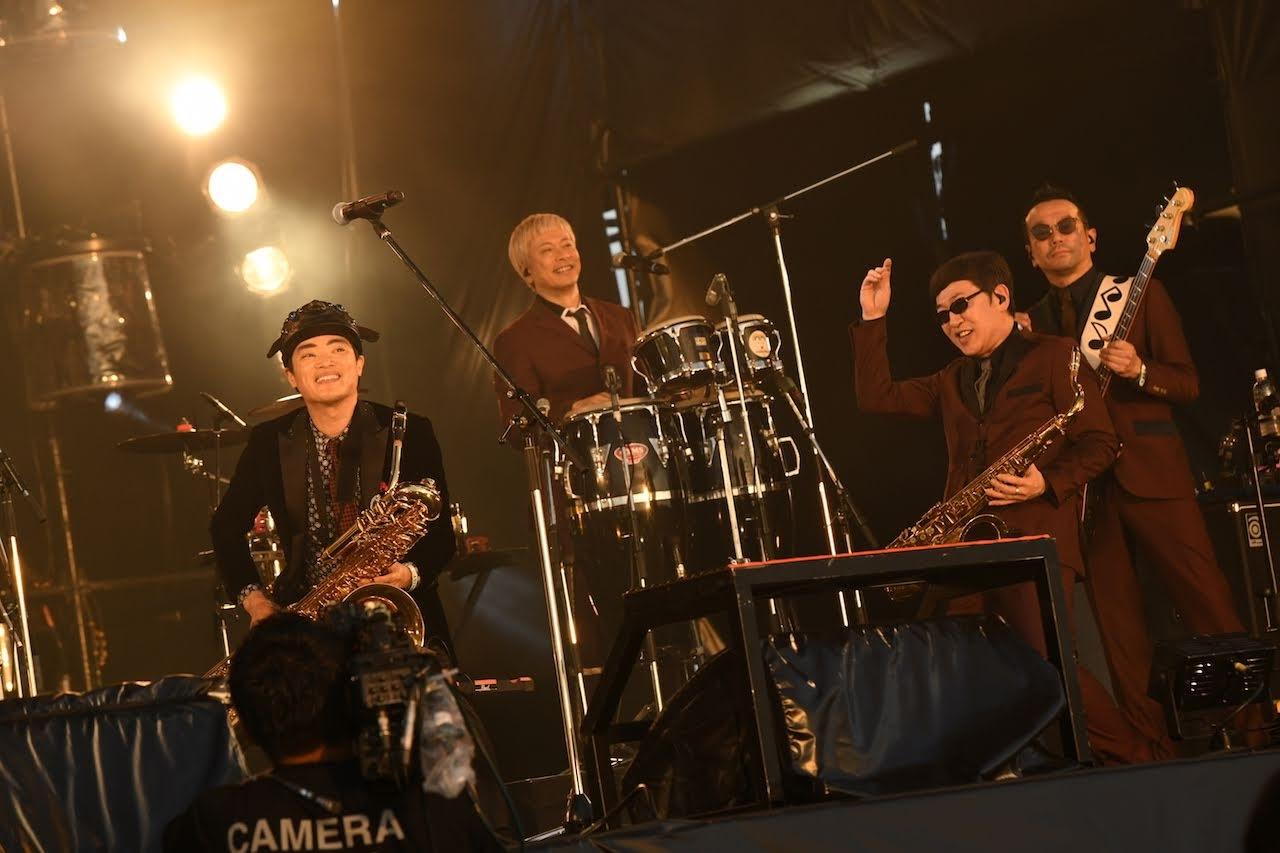 【迷迷現場】 JAPAN JAM 2019  東京斯卡樂園 ( 東京スカパラダイスオーケストラ ) 與魚君共演掀高潮