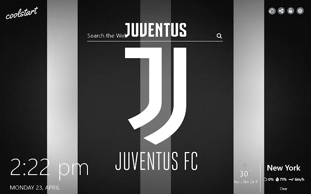 Juventus Hd Wallpapers Soccer New Tab Theme Chrome Web Store