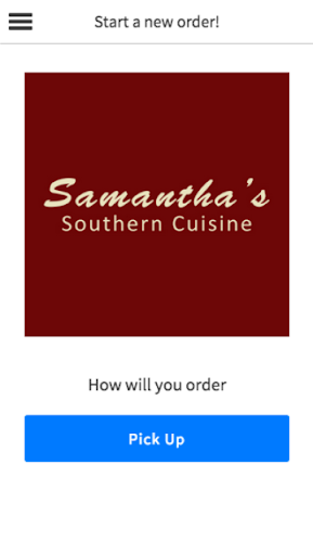 Samantha's Southern Cuisine