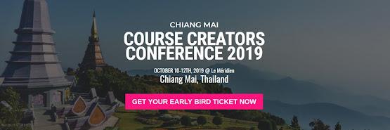 COURSE CREATORS CONFERENCE 2019