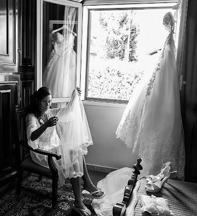 Fotografo di matrimoni Giuseppe Boccaccini (boccaccini). Foto del 24.05.2018