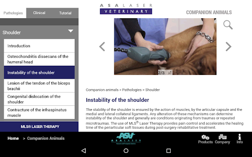 ASAveterinary (en)- screenshot thumbnail