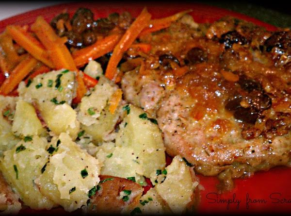Buttery Red Potatoes With Chives Recipe