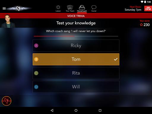 The Voice UK screenshot 6
