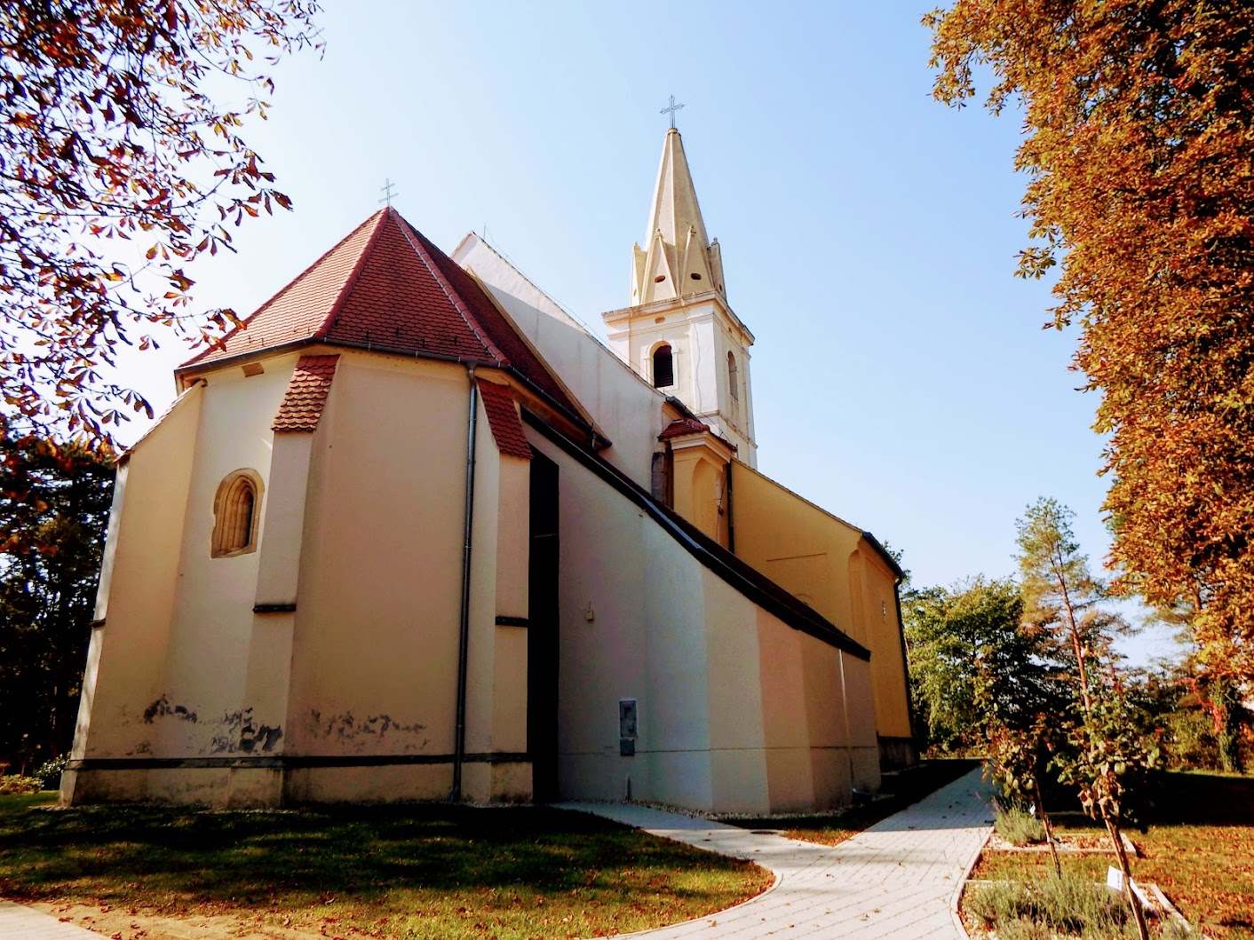 Bük - Szent Kelemen pápa és vértanú rk. templom