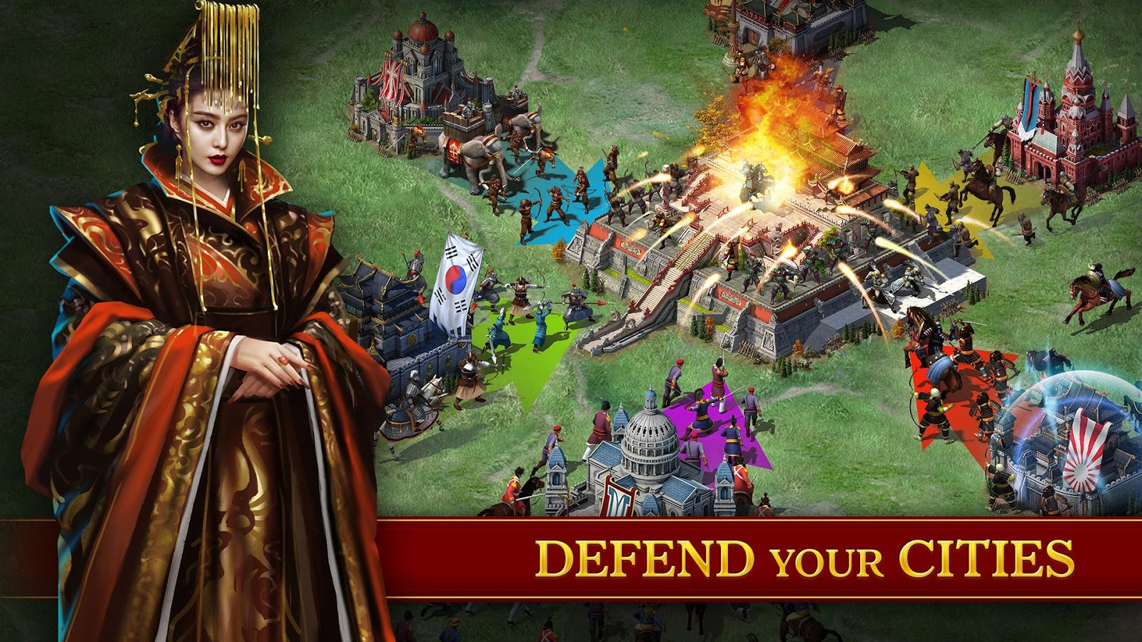 Evony: The King's Return- screenshot