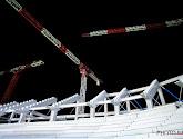 📷  Antwerp toont indrukwekkende foto's van tribune 4