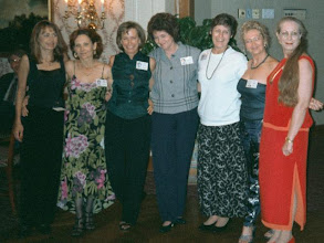 Photo: Barbara (Novosad) McClure, Nancy (Seiler) McCarthy, Linda (Wilson) Mitchell, Michele (Baldree) Bibb, Carol (Craven) Barnes, Suzy (Wright) Thomas, Carolyn (McGill) Hoelscher