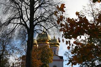 Photo: Купола Иверского собора