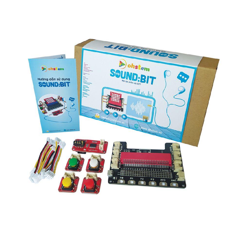 Sound:Bit - Đồ chơi cho bé trai 7 tuổi hiệu quả