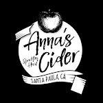 Anna's Cider Rose Cider