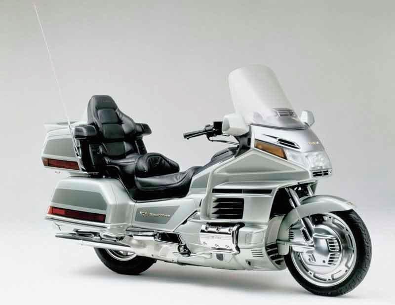 Honda Gl 1500 -manual-taller-despiece-mecanica