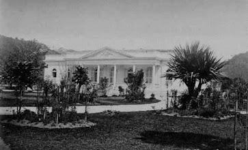Photo: Palácio Isabel. Foto sem data