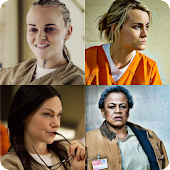 Orange, New Black! Guess the characters!