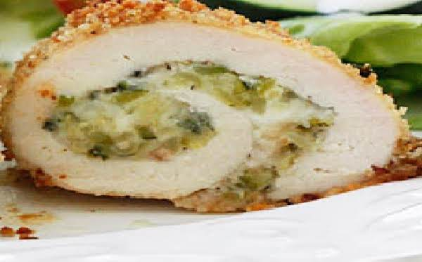Chicken Breasts Stuffed With Perfection Recipe