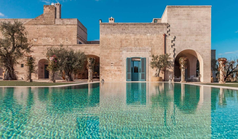 Villa avec piscine Fasano