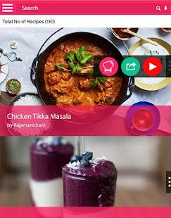 Sify bawarchi indian food recipes android apps on google play sify bawarchi indian food recipes screenshot thumbnail forumfinder Images