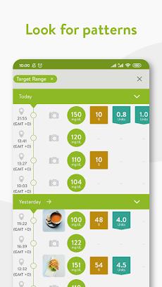 mySugr - Diabetes App & Blood Sugar Trackerのおすすめ画像4