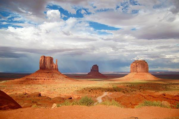 Lonliness in the desert di Tita_86