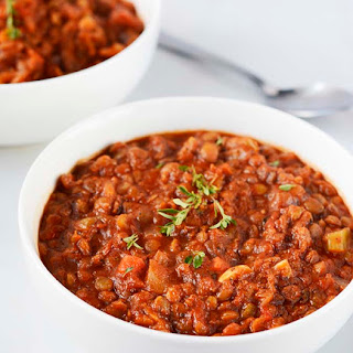 Vegan Green Lentils Recipes