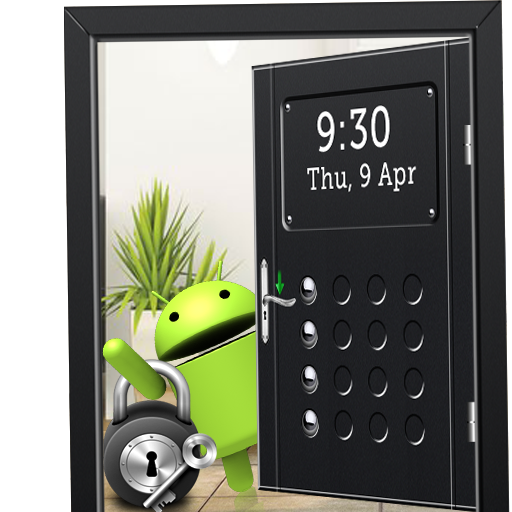 Door Screen Lock file APK for Gaming PC/PS3/PS4 Smart TV