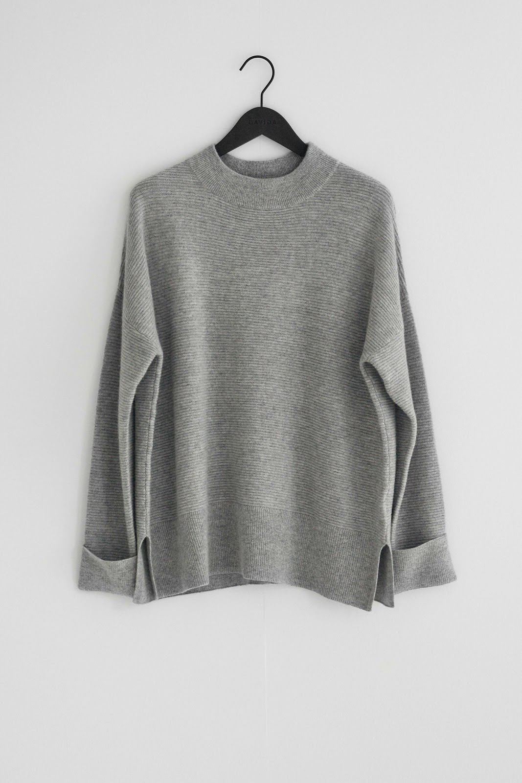 Rib Loose Sweater