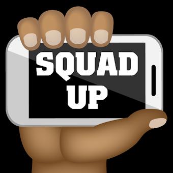 Squad Up - Black Charades