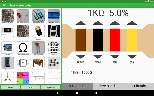Electronics Toolkit 1.2 screenshots 7