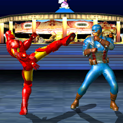 Game Real Superhero Fight Club Challenge 2018 APK for Kindle