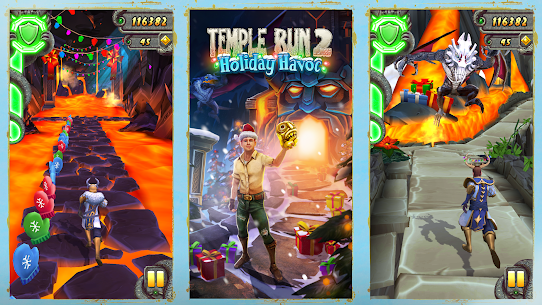 Temple Run 2 Mod Apk 1.76.0 (Unlimited Shopping) 6