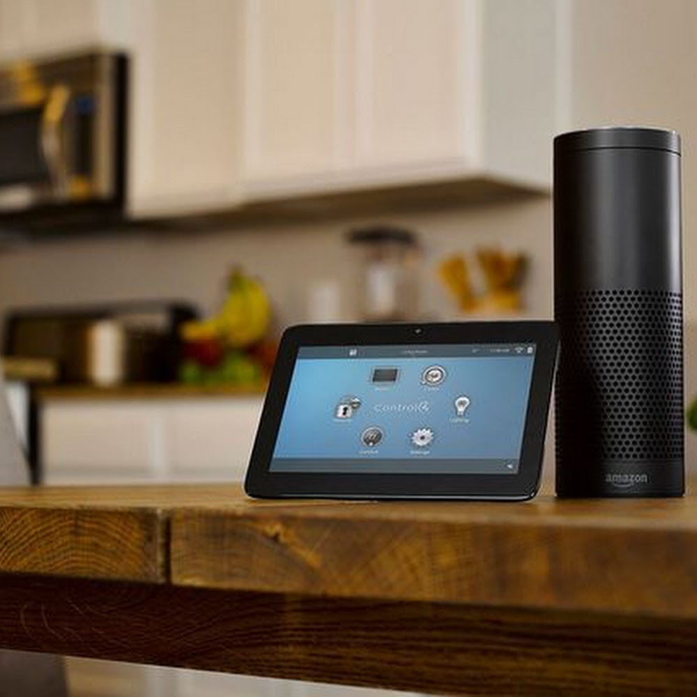 Control4 Amazon Alexa Echo