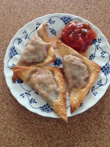 Mexican Pot Stickers