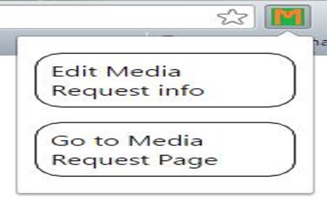 Media Request Form Filler