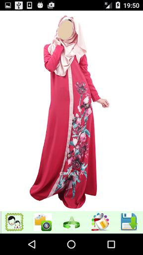 Hijab Abaya Photo Montage 1.4 screenshots 8