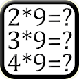 Learning multiplication tables icon
