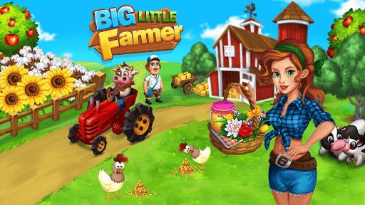 Big Little Farmer Offline Farm screenshots 7
