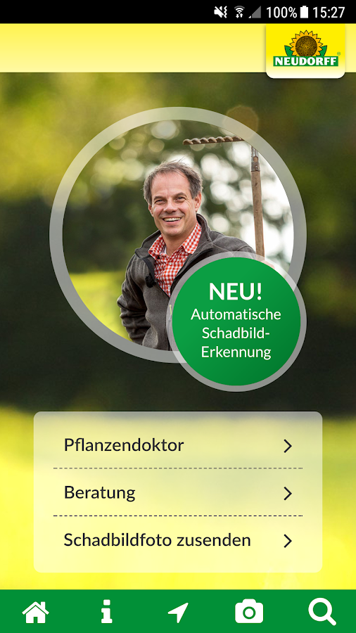 Pflanzendoktor – Screenshot